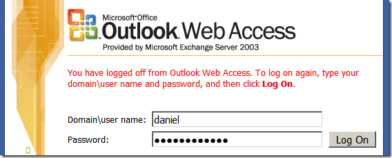 outlook-web-access